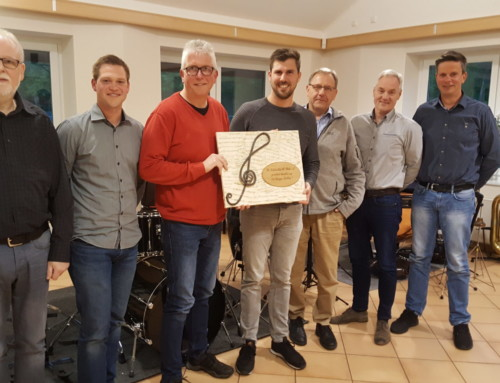 25 Jahre Förderverein für Nachwuchsmusiker